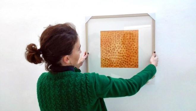 Exposición de grabados de Concha García