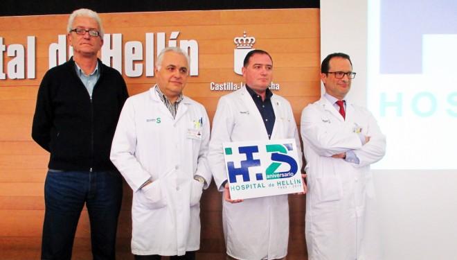 25 Aniversario del Hospital Comarcal de Hellín