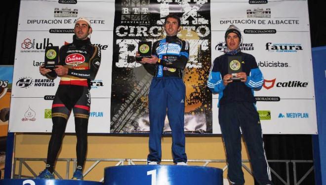 El hellinero César Ruiz consigue el tercer puesto en La Roda