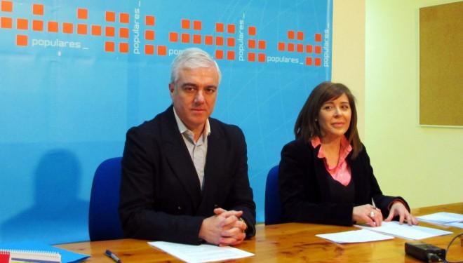 Piedad Tercero y Rafael Ruiz salen al paso de las declaraciones de CC.OO y Antonio Valero