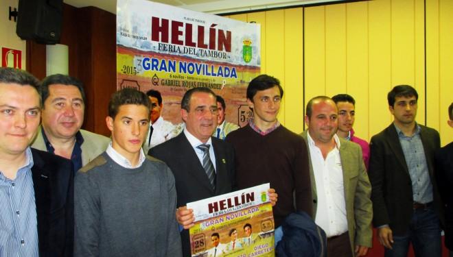 Antonio Soler, el nuevo empresario, presenta la Feria del Tambor
