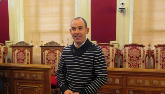 Antonio Valero Oñate nuevo concejal socialista en el Ayuntamiento de Hellín