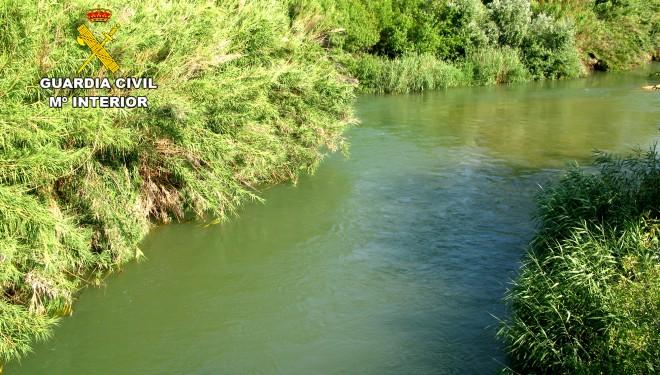 Localizado un piragüista que pasó más de 14 horas aislado en el cauce del río Mundo