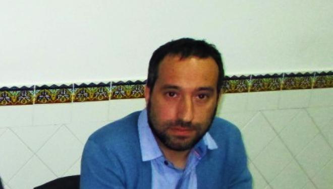 Alexis Armengol candidato a la alcaldía por Ganemos Hellín