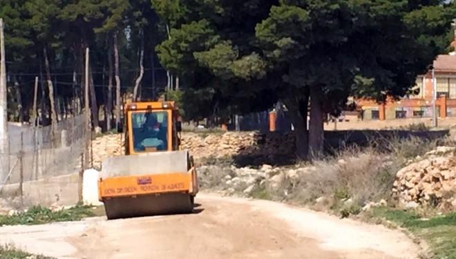 Diferentes tareas de mantenimiento y conservación en la ciudad