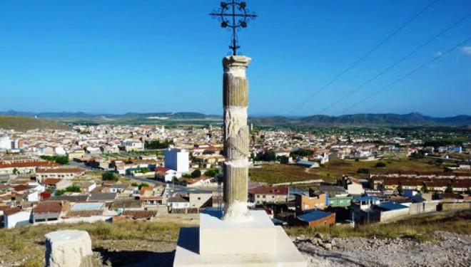 Izquierda Unida preocupada por la ermita de la Cruz de la Langosta