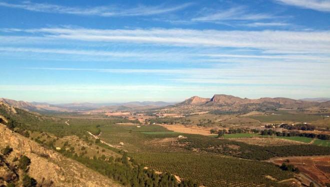 Nota de los regantes del Valle de Agramón Minateda y la Horca