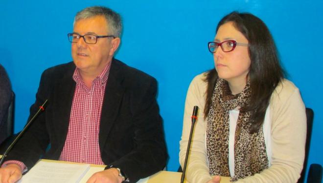 Fabiola Jiménez acusa al PP de mentir descaradamente en matería de Educación