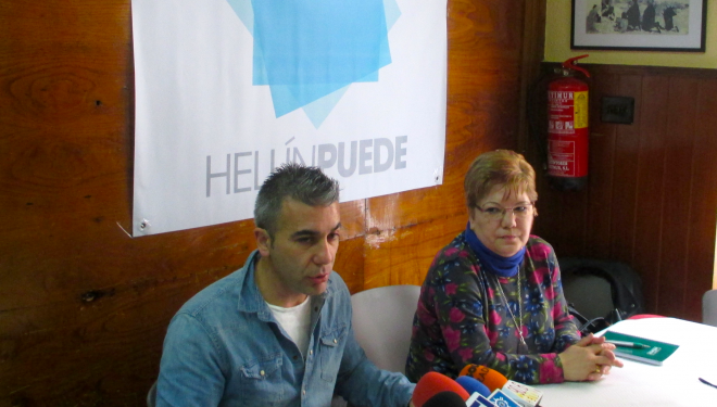 """Queremos acabar con los chorizos que están gobernando"" (Suso Millán)"