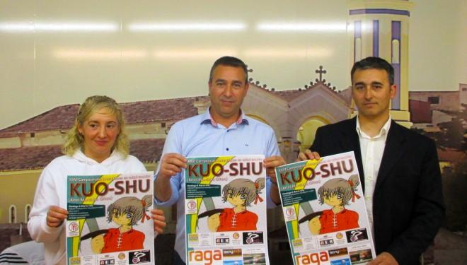 XXVI Campeonato interclubes de edad escolar de Kuo-Shu