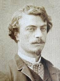 Un joven Louis Siret