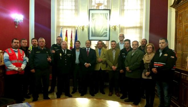 Reunión de la Junta de Seguridad Ciudadana