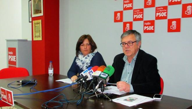 Actos organizados por el PSOE