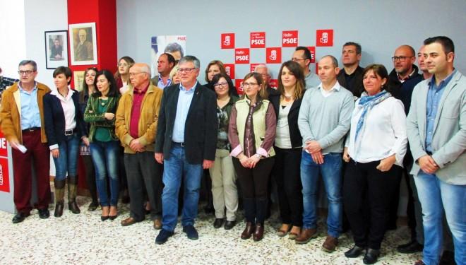 El PSOE ya tiene lista para las elecciones municipales