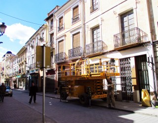 Las obras de remodelación de El Rabal darán comienzo este próximo lunes