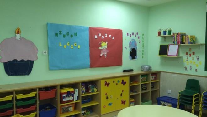 El próximo día 5 de mayo se abre el plazo de solicitudes para las Escuelas Infantiles