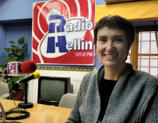 Entrevista a Esther López Carreño
