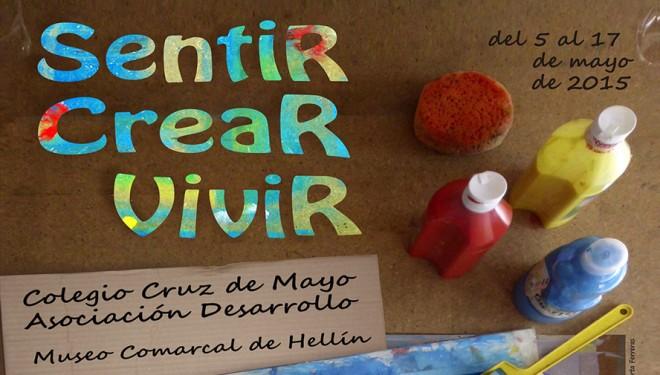 Exposición de pintura del Taller de Arte del CPEE Cruz de Mayo