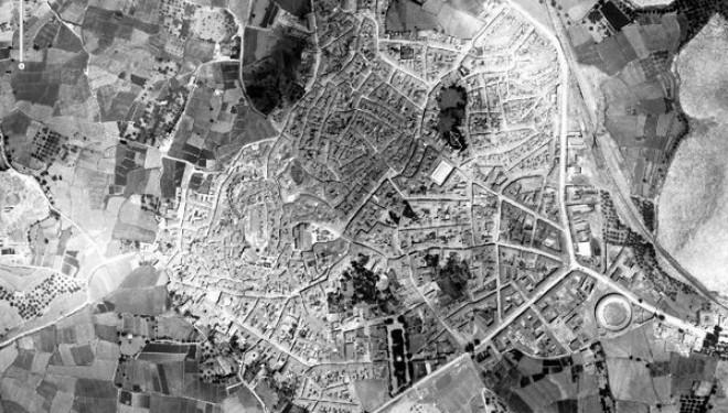 La CHS recupera 4.000 nuevas imágenes del primer vuelo fotográfico realizado en la cuenca en 1929