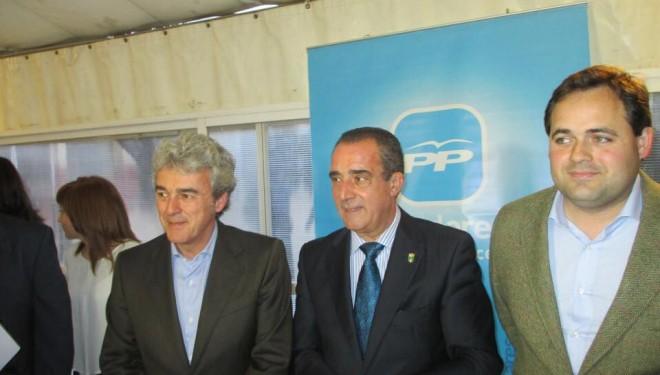 Presentada la lista completa de candidatos del Partido Popular que acompañarán a Manuel Mínguez
