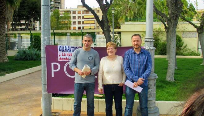 Ni Círculo de Podemos ni Podemos Hellín, Unión de Ciudadanos Independientes (UCIN)