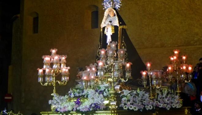 """Emiliano Martínez, premio """"Hermandad de Nuestra Señora de La Soledad"""""""
