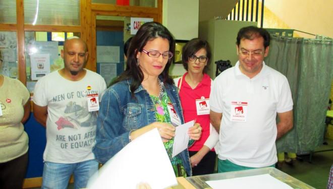 Los candidatos a la alcaldía de Hellín mostraron sus esperanzas de conseguir buenos resultados