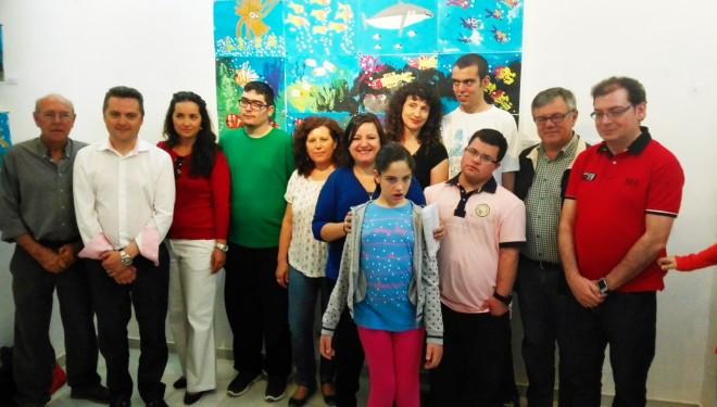 """Abierta la exposición """"Sentir, Crear, Vivir"""" en el Museo Comarcal"""