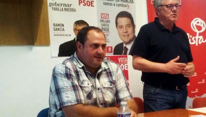 """El concejal Julián Martínez nuevo presidente del G.A.L """"Campos de Hellín"""""""