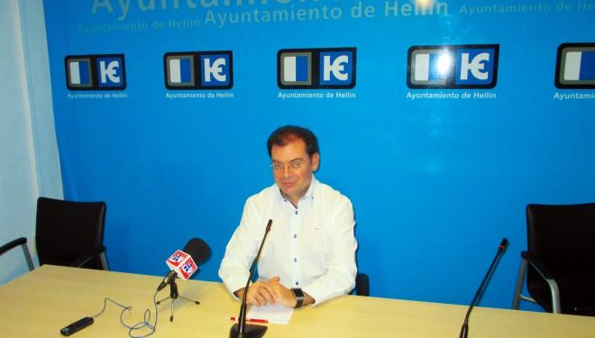 Javier Morcillo califica la firma del convenio del Convento de los Franciscanos como una maniobra electoral