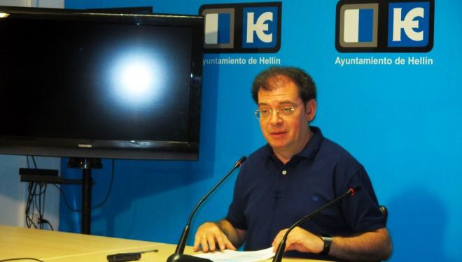 Javier Morcillo hace una valoración sobre el trabajo realizado en la legislatura