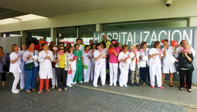 """El Hospital Comarcal de Hellín conmemoró el """"Día del Niño Hospitalizado"""""""