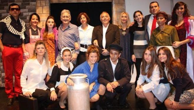 Representación Teatral a beneficio de la Asociación Afibrohe