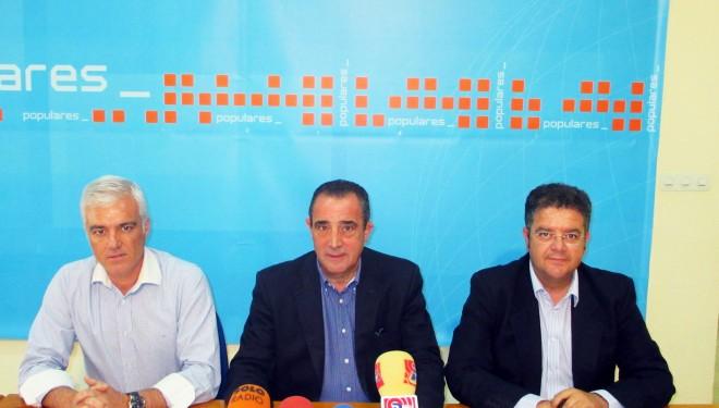 El Partido Popular apuesta por la Agricultura como motor de despegue económico para la comarca de Hellín