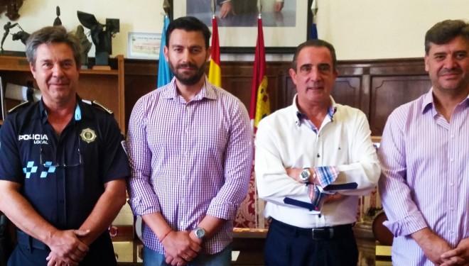 Dos nuevos agentes de Policía Local toman posesión de su cargo