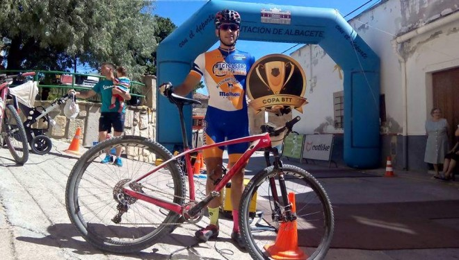 Alberto López vencedor en Carcelén
