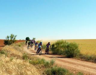 Los ciclistas hellineros copan los podios en la BTT de Villarrobledo