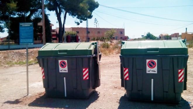 FCC incorpora medios materiales para mejorar los servicios de recogida de residuos y limpieza viaria