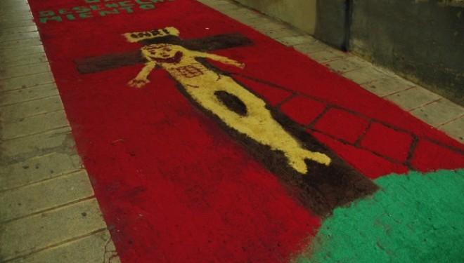 La alfombra de Losada, más popular que el Tolmo de Minateda