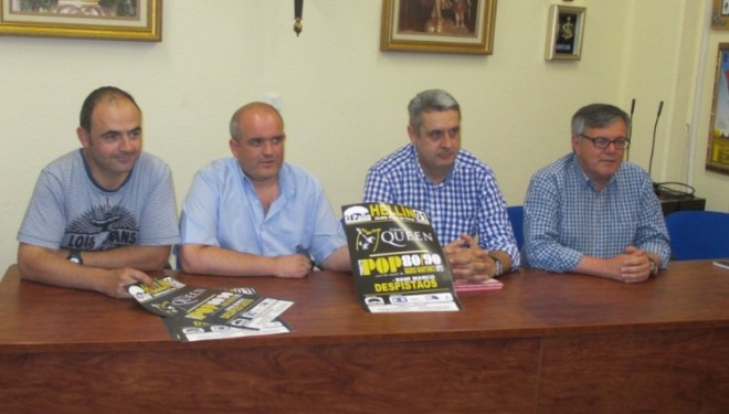 """Concierto organizado por la Asociación """"El Palio"""" para el 1 de agosto"""