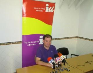 Javier Morcillo afirma que los terratenientes de Cancarix quieren hacer negocio con el tema del agua