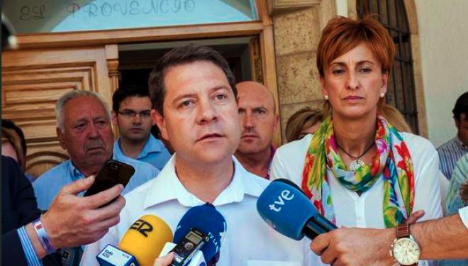 Pablo Iglesias le quiere poner sueldo a García Page