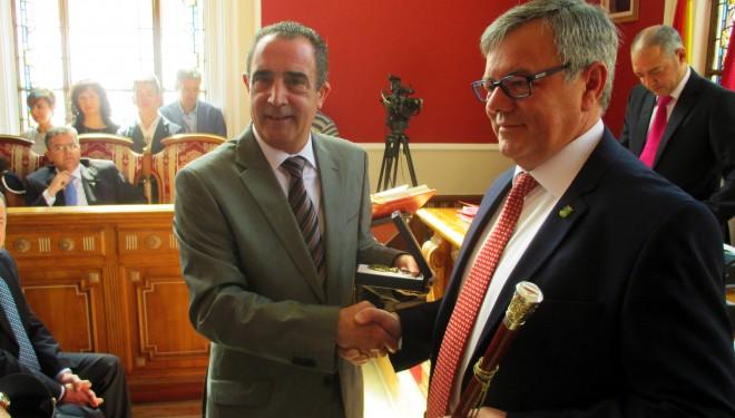 El socialista Ramón García Rodríguez, nuevo alcalde de Hellín
