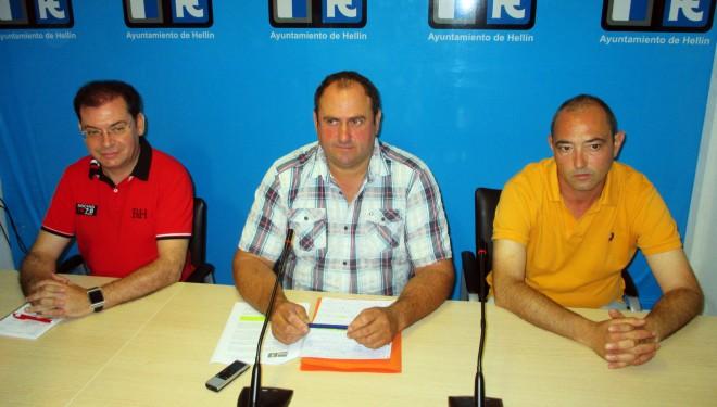 El equipo de gobierno municipal buscará cualquier medida para anular el decreto de sequía