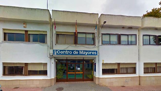 Cierre temporal del centro de Mayores de Hellín