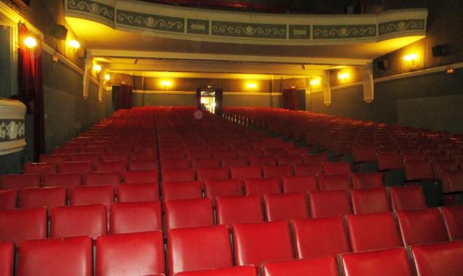 Teatro Victoria / EFDH