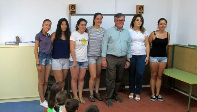 Inauguración de las Escuelas de Verano