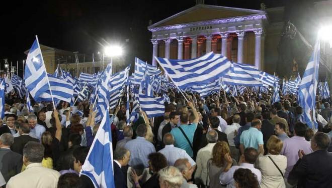 """Grecia ha dicho """"NO"""" rotundo y mayoritario"""