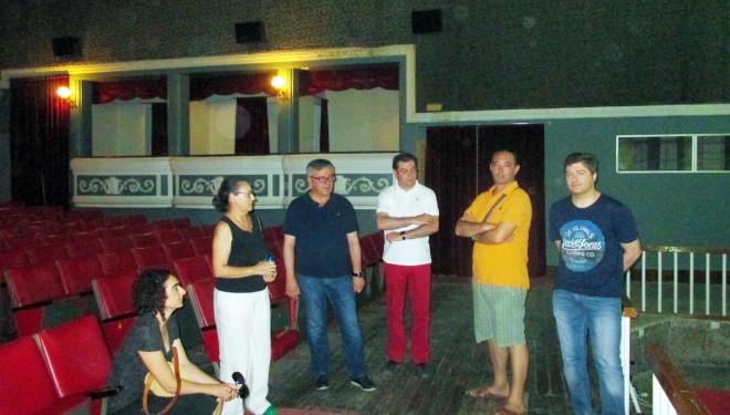 La Fundación Teatro Victoria echa a andar