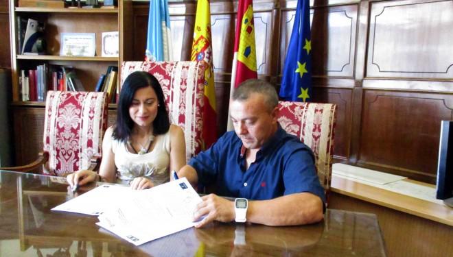 Acuerdo de colaboración entre la concejalía de Mujer e Igualdad y el Club Atletismo Hellín
